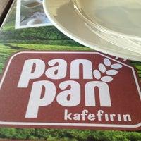 6/11/2013 tarihinde Sabriye G.ziyaretçi tarafından Pan Pan Cafe & Fırın'de çekilen fotoğraf