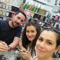 Photo taken at Guven Aksesuar by Osman U. on 6/26/2016