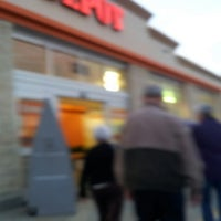 Photo taken at The Home Depot by David M. on 1/19/2013