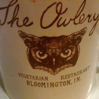 Photo taken at The Owlery by Niki on 9/23/2012