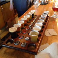 Photo taken at Russian River Brewing Company by Xande M. on 9/1/2013