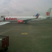 Photo taken at QZ7782 / Indonesia AirAsia by garta y. on 7/17/2013