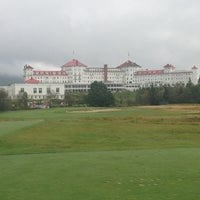 Photo taken at Mount Washington Resort Golf Club by Michael B. on 9/1/2013