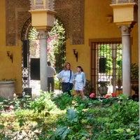 Photo taken at Palacio de las Dueñas by Blancattp on 4/30/2016
