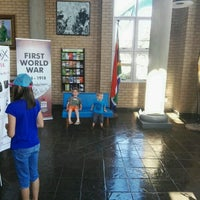 Photo taken at South African National Museum of Military History by AJ N. on 10/15/2016