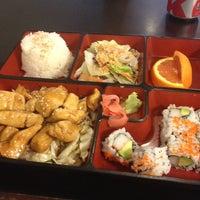 Photo taken at Midori Japanese Restaurant by Cheryl Z. on 2/14/2014