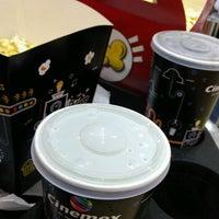 Photo taken at Cinemex by Yado A. on 1/2/2017