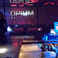 Photo taken at Opium by Emre Ali B. on 10/23/2013