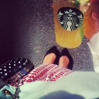 Photo taken at Starbucks (星巴克) by 🅰nastasia R. on 4/17/2014