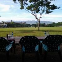 Photo taken at Lapangan Blang Padang by Jons R. on 10/6/2012