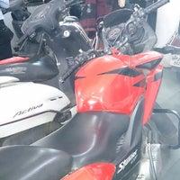 Photo taken at Sahil Honda by Atul K. on 9/22/2013