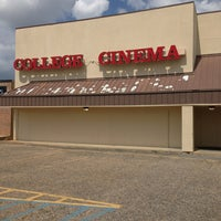Photo taken at College Cinema by Dale P. on 7/9/2013
