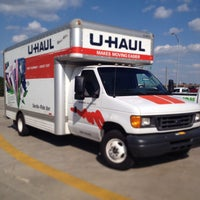 Photo Taken At U Haul Moving U0026amp;amp; Storage Of Haltom City E ...