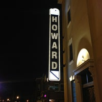 Photo taken at The Howard Theatre by Tony M. on 1/18/2013