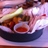 Photo taken at Kirpi Cafe & Restaurant by Sevim T. on 6/12/2014