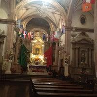 Foto tomada en Templo de la Congregación por Peke V. el 12/4/2012