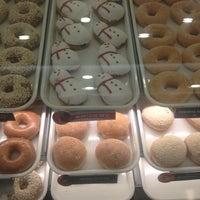 Photo taken at Krispy Kreme by Peke V. on 12/4/2012