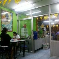 Photo taken at ร้านสุขภาพ อาหารเจ by Ronamedo N. on 10/8/2013