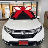Photo taken at Ten Honda Automobile by Ronamedo N. on 5/27/2018