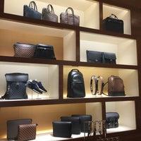 Photo taken at Louis Vuitton by Ronamedo N. on 9/11/2016