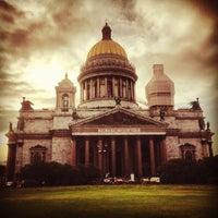 6/23/2013にYulia I.がSaint Isaac's Cathedralで撮った写真