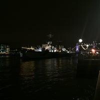 Photo taken at London Bridge City Pier by Yulia I. on 10/28/2016