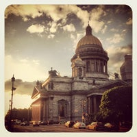 6/19/2013にYulia I.がSaint Isaac's Cathedralで撮った写真