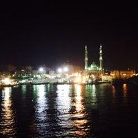 Photo taken at Suez Canal by Serdar Ç. on 8/10/2015