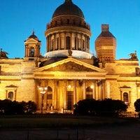 Das Foto wurde bei Saint Isaac's Cathedral von Pi_TeR am 6/21/2013 aufgenommen