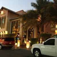 Photo taken at Al Bindaira Café by Ahmed. ♉. on 7/18/2013