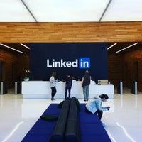 Photo taken at LinkedIn by Mikael L. on 10/20/2016