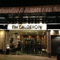 12/31/2012 tarihinde T. M.ziyaretçi tarafından NH Gran Hotel Calderón'de çekilen fotoğraf