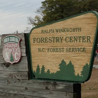 Photo taken at NC Forest Service (Ralph Winkworth) Training Center by Lee T. on 12/17/2017