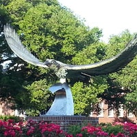 Photo taken at University of North Carolina Wilmington by Lee T. on 10/2/2013