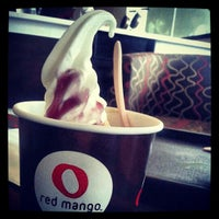 Photo taken at Red Mango by Christian Emmanuel C. on 6/23/2013