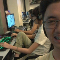 Photo taken at Mineski Infinity by Christian Emmanuel C. on 6/27/2014