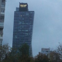 Photo taken at Trump Tower 27.kat Dizayn Office by Baran D. on 11/14/2013