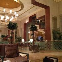 Photo taken at Jeddah Hilton Executive Lounge by Abdulaziz M. on 6/21/2013