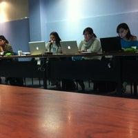 Photo taken at UTPL - Octógono by Charito P. on 11/8/2012
