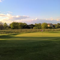 Photo taken at Cento Golf Club by Achille C. on 5/15/2017