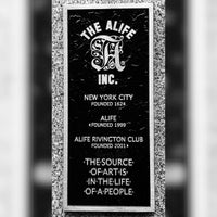 Photo taken at ALIFE Rivington Club Inc. by Santiago V. on 5/21/2015