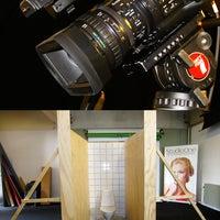 Photo taken at StudioOne Fotostudie Udlejning by Gitte F. on 11/1/2014