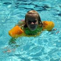 Photo taken at Elks Pool by Deborah B. on 8/24/2013