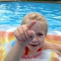 Photo taken at Elks Pool by Deborah B. on 7/8/2013