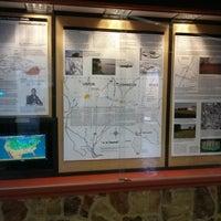 Photo taken at Trail of Tears Rest Area - Northbound by 🔊Eddie Getdown O. on 1/14/2014
