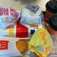 Photo taken at McDonald's & McCafé by Jayden L. on 10/27/2012