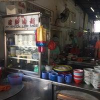 Photo taken at Ah Khoon Loh Mee (亚坤卤面) by Jayden L. on 6/3/2017