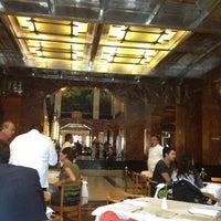 Photo taken at Café del Palacio by Edgar G. on 7/23/2013