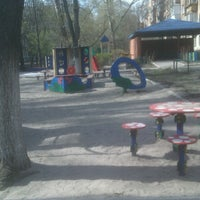 Photo taken at Шевченковский район by Yulia S. on 4/3/2014