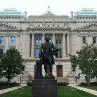 Photo taken at Indiana Legislative Services by Brandi L. on 8/17/2013